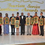 The 2016 TSEA awardees