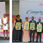 (L-R) Special Recognition awardees and Resort Area Champions.